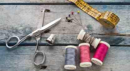 Comment apprendre la couture rapidement?