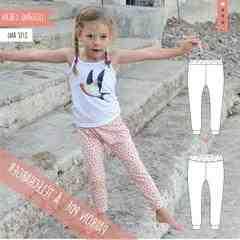 Comment couper des leggings?