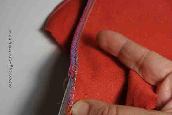Comment dessiner une broderie à partir d'un tissu?