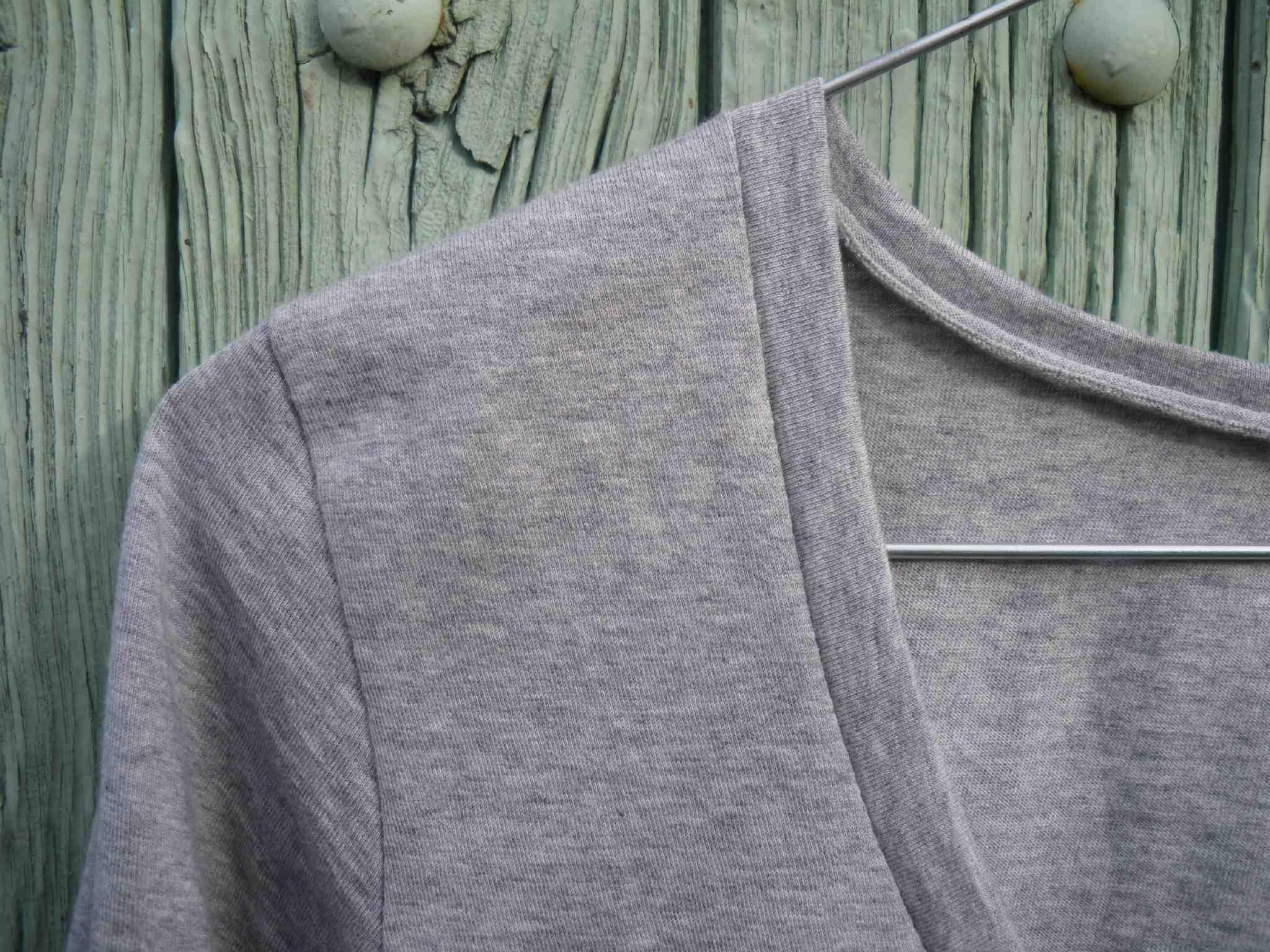 Comment éviter que le tissu ne se détache?