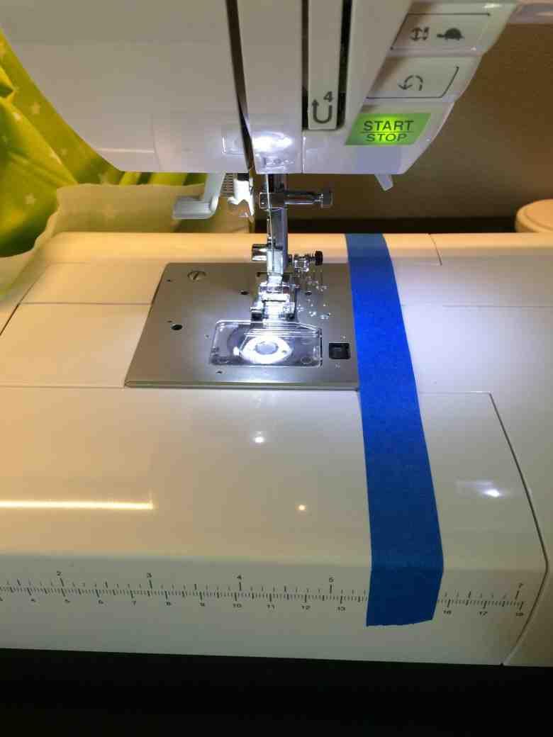 Comment faire fonctionner une machine à coudre?