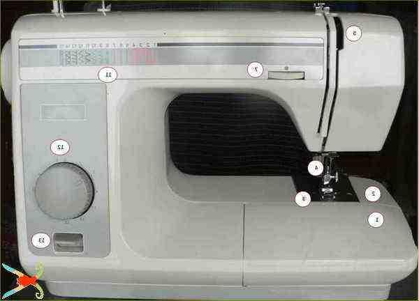 Comment mettre la canette sur la machine à coudre Toyota?