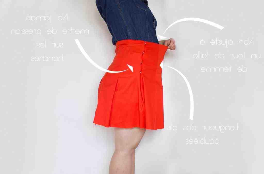 Comment mettre un pantalon trop large à la taille?