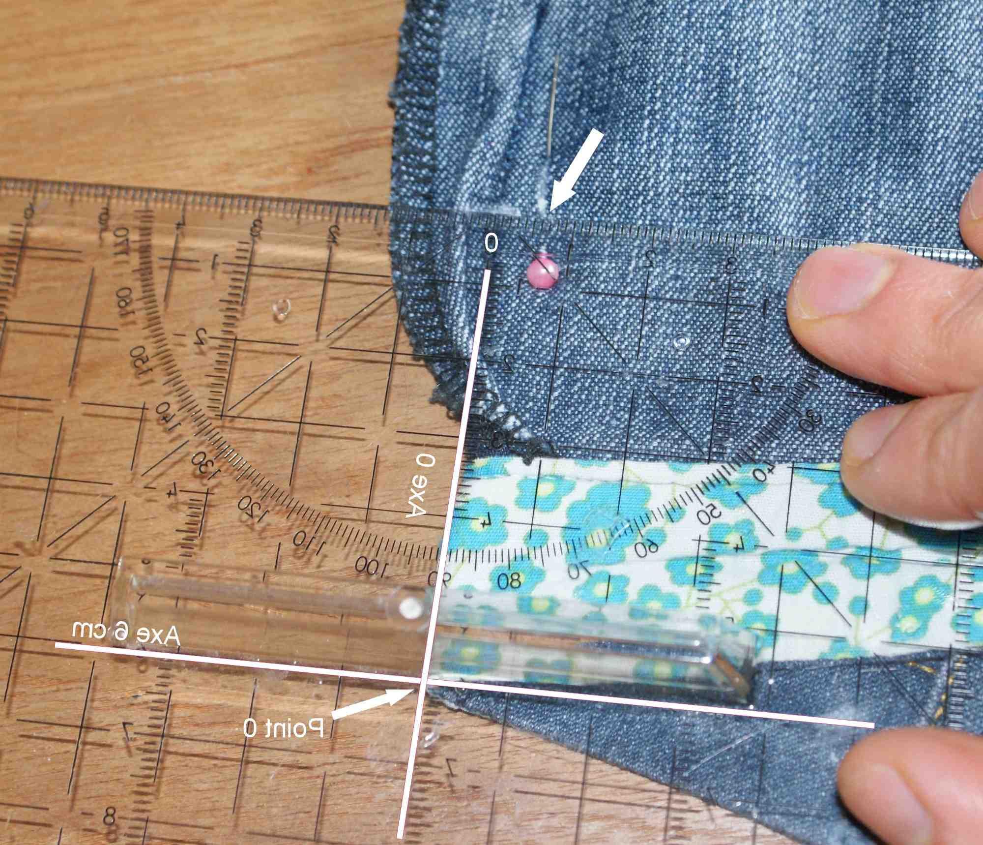 Comment reprendre un pantalon trop large à la taille?