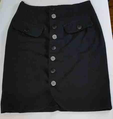 Comment utiliser une jupe trop large?