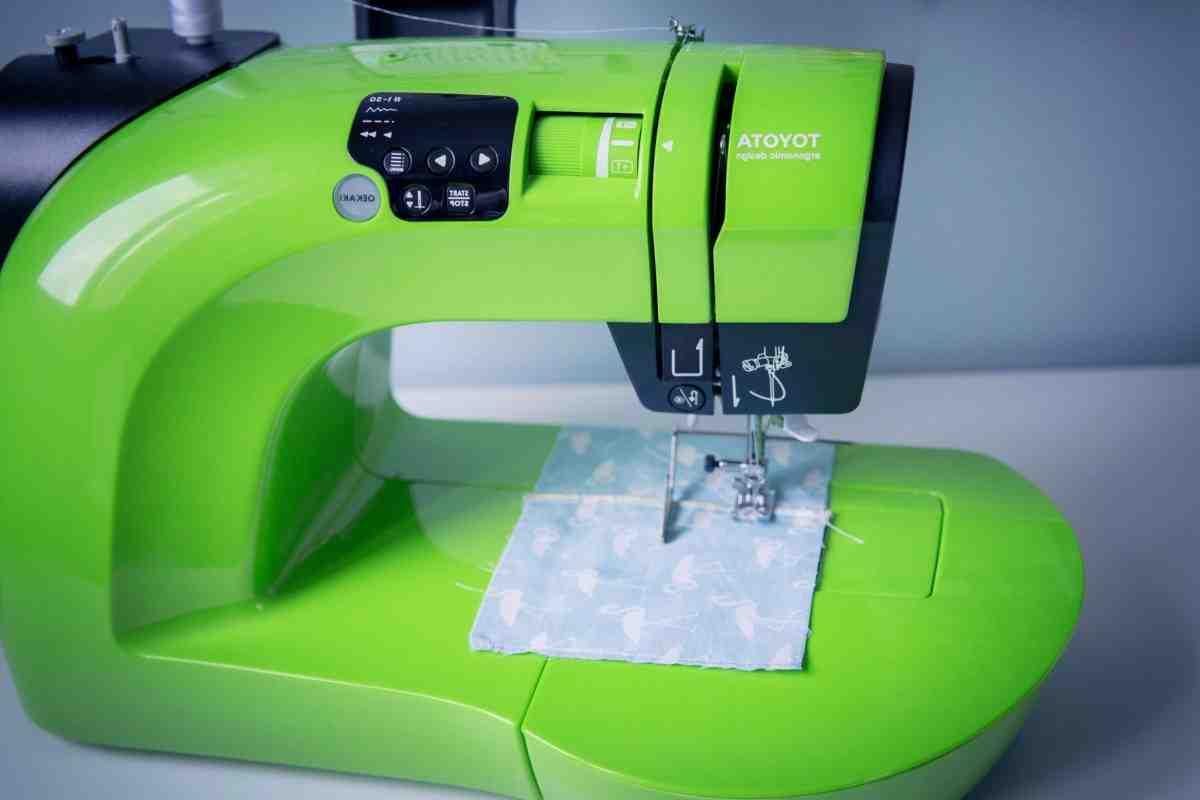 Comment utiliser une machine à coudre Pfaff?