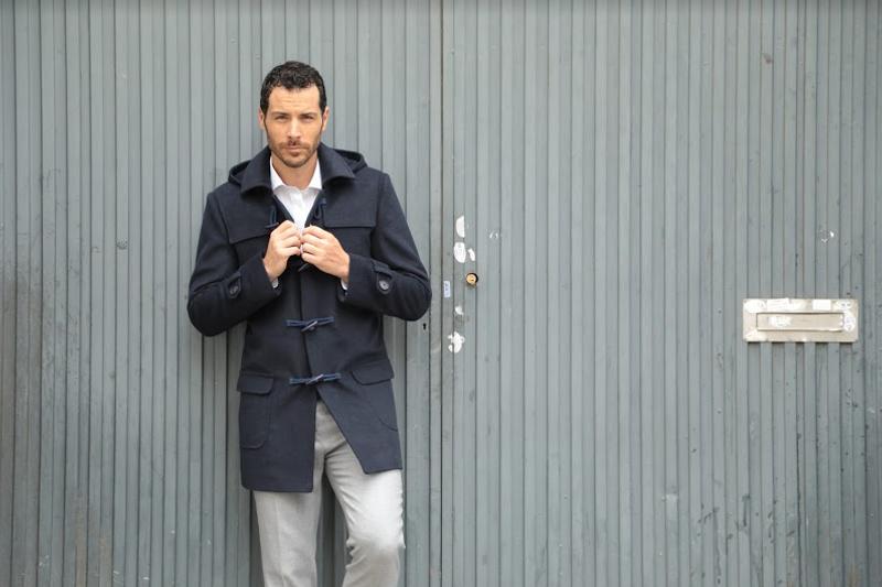 Pourquoi coudre des poches de manteau?