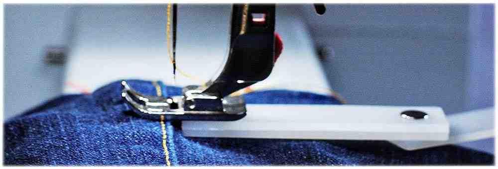 Quelle machine à coudre choisir pour les tissus épais?