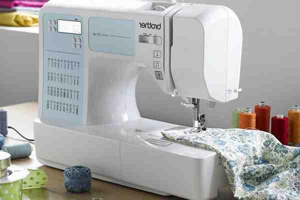 Quelle machine à coudre pour une couture confirmée?