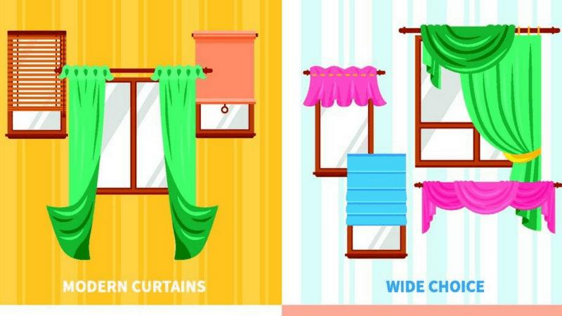 Comment attacher joliment vos rideaux?