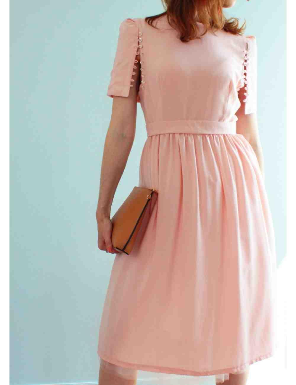 Comment couper le bas de la robe?
