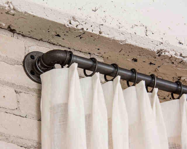 Comment draper un rideau?