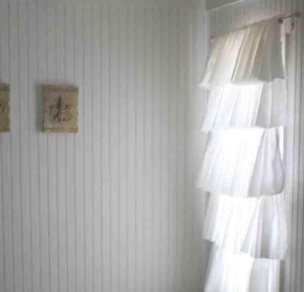Comment faire des rideaux?