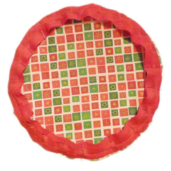Comment faire un biais patchwork?