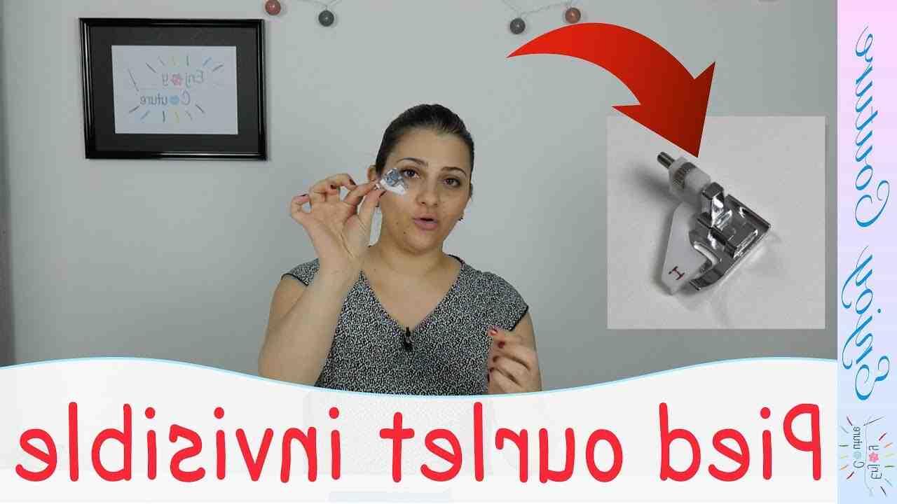 Comment faire un bord aveugle sans machine?
