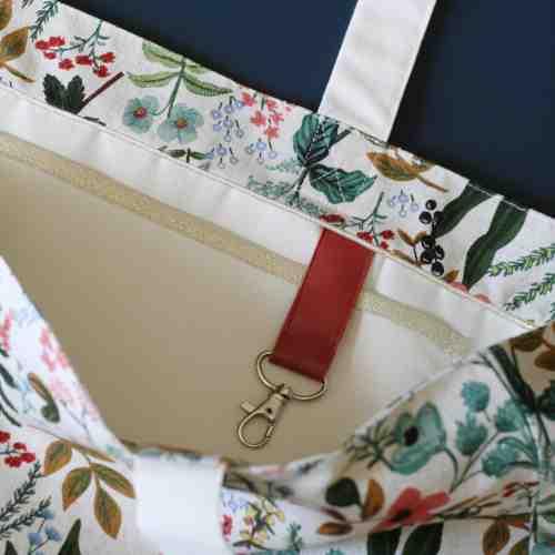 Comment faire un coussin avec une bordure?