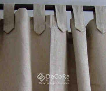 Comment faire un double rideau?
