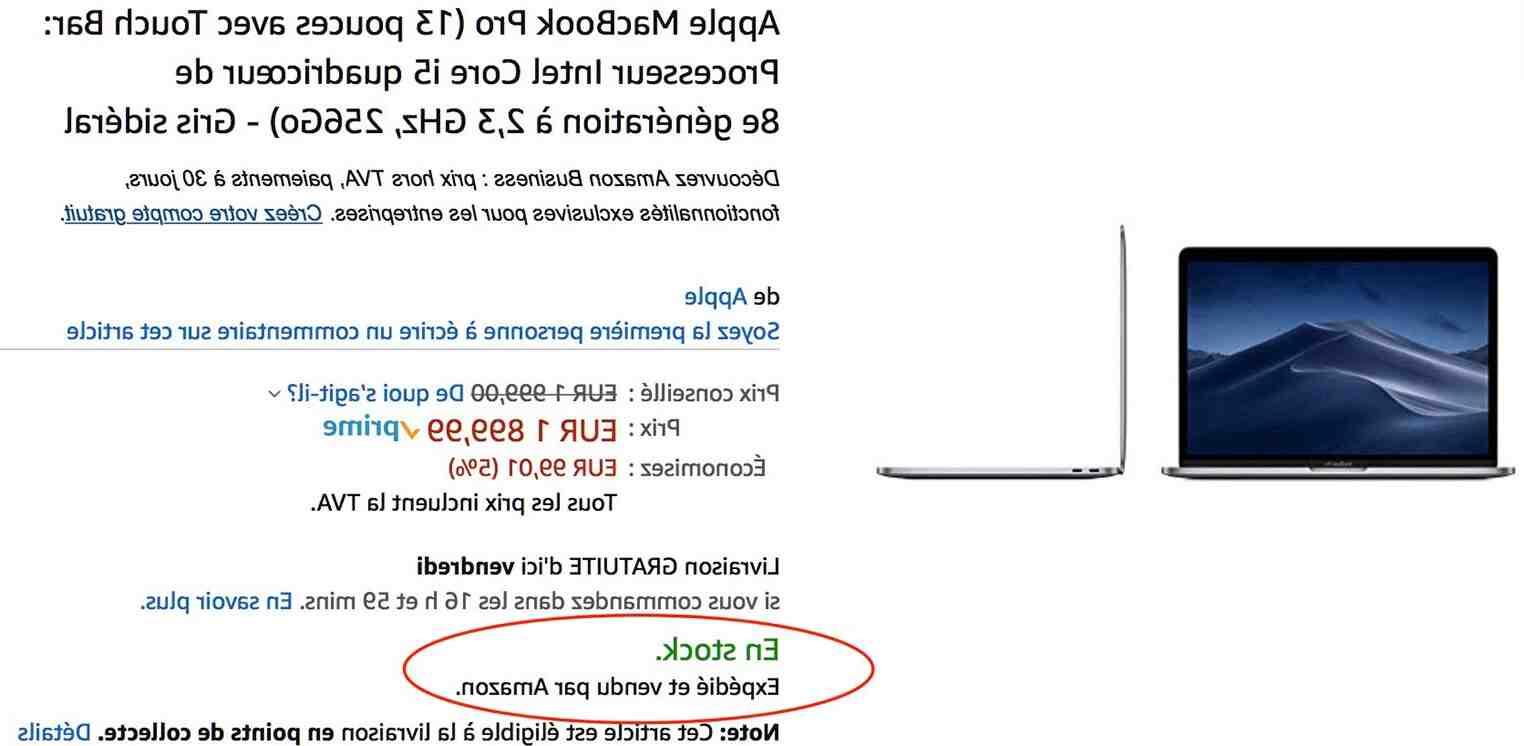 Comment faire un point sur un Macbook Pro ?