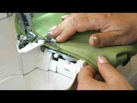 Comment faire une couture invisible?