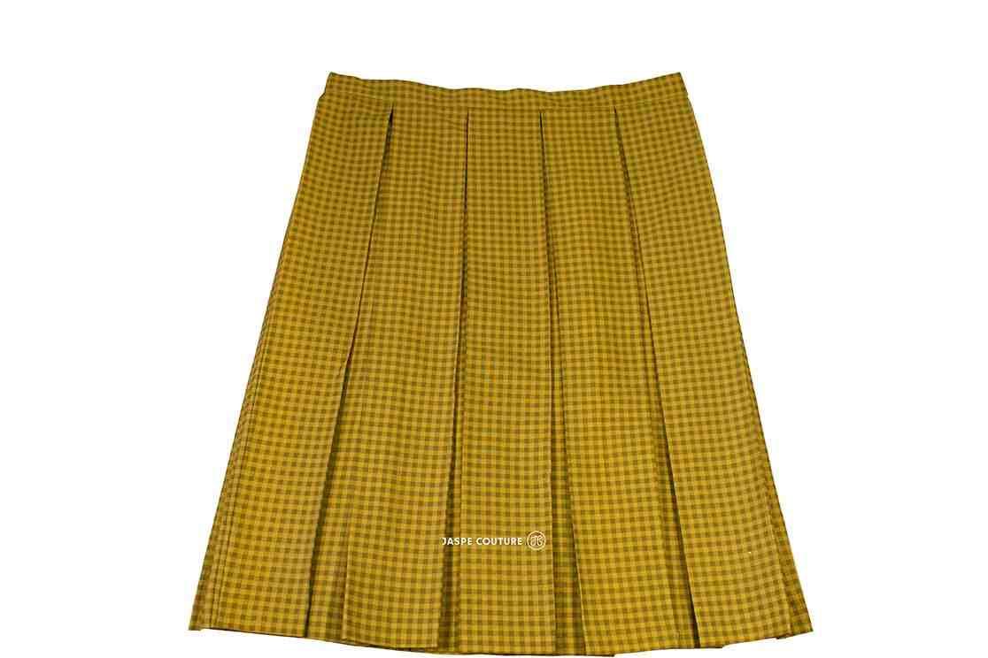 Comment faire une jupe plissée?