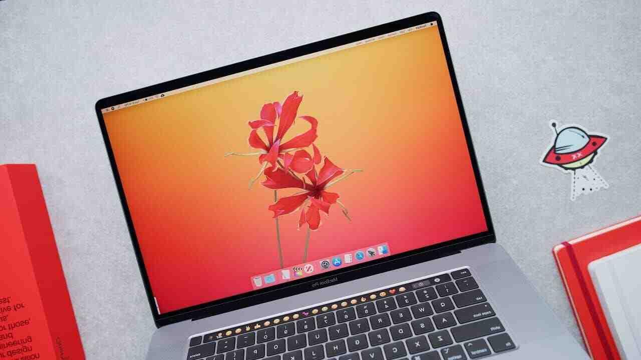 Comment le faire sur le clavier Macbook Pro?