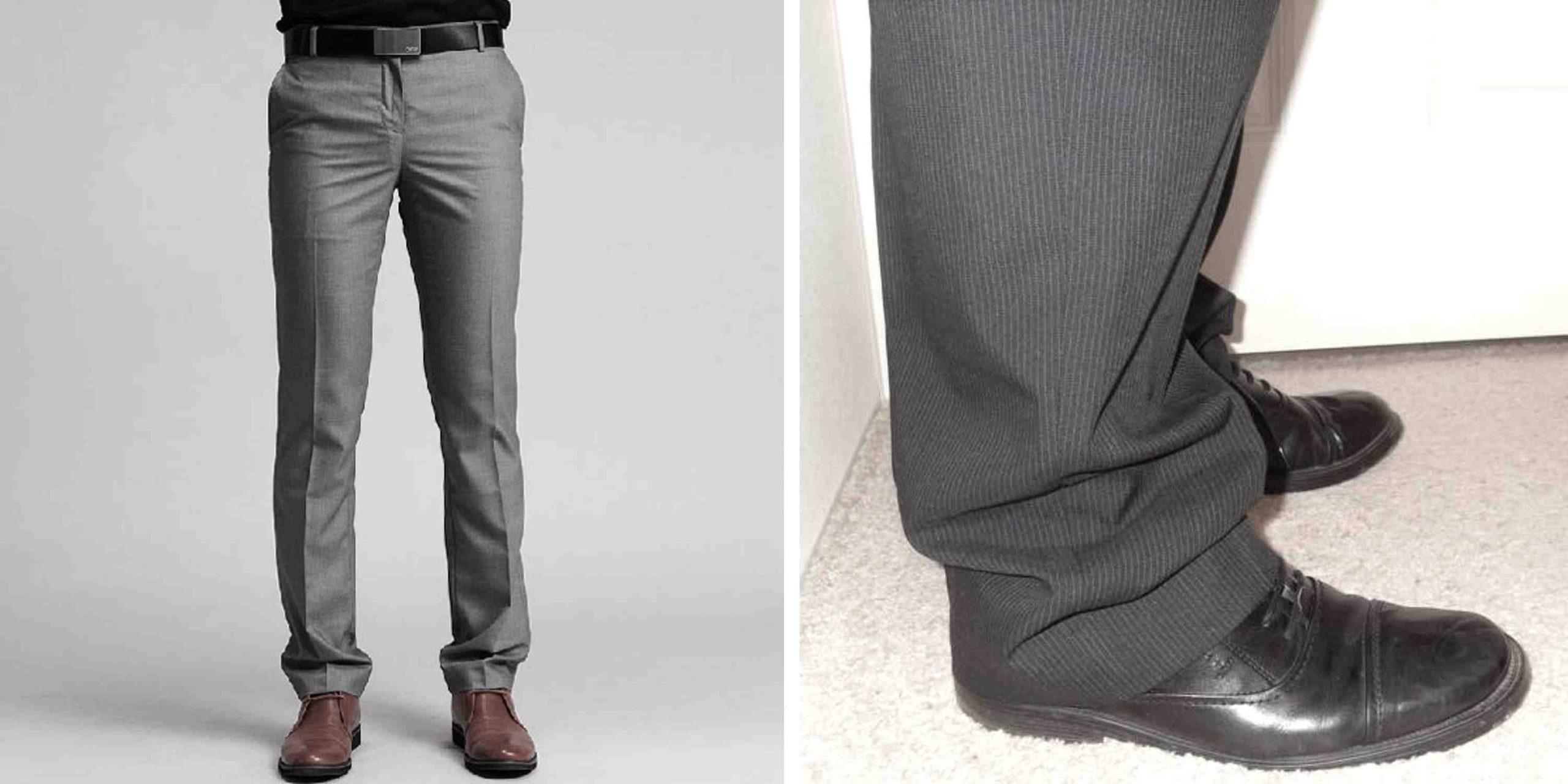 Comment ourler les pantalons pour hommes?