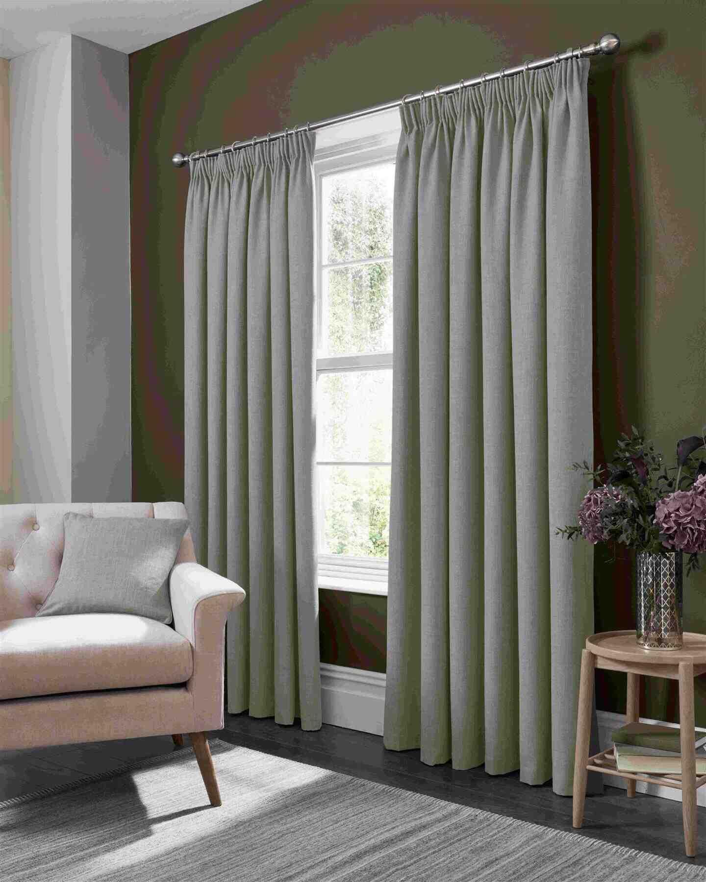 Comment plisser un rideau?
