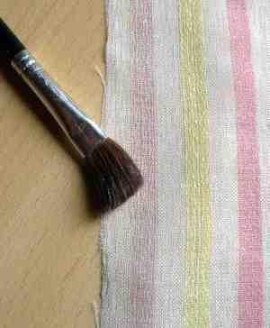Comment raccourcir le rideau de plomb?