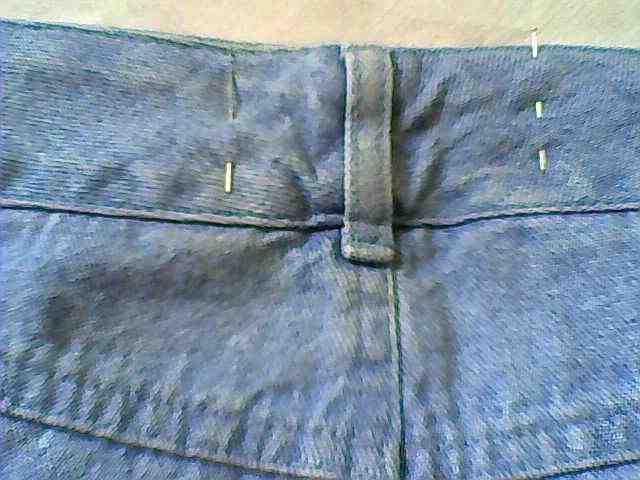 Comment rétrécir les pantalons trop amples?