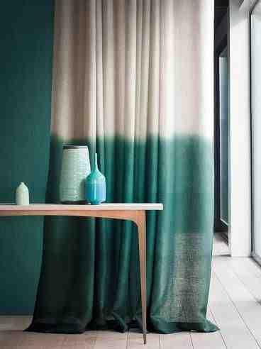 Quelle doit être la hauteur de l'ourlet du rideau?