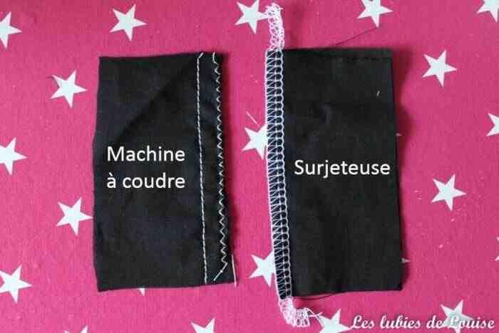 Comment éviter que le tissu ne s'effiloche?