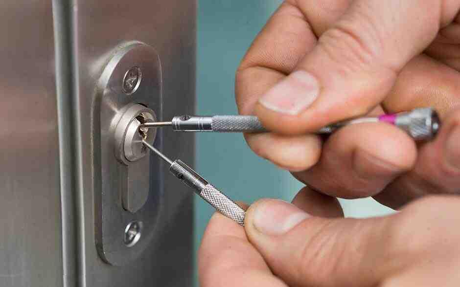 Comment pouvez-vous déverrouiller la clé?