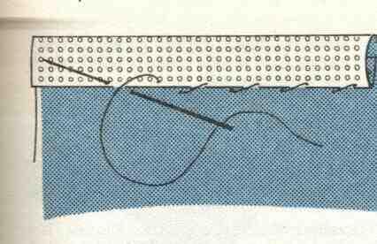Comment coudre des points zigzag?