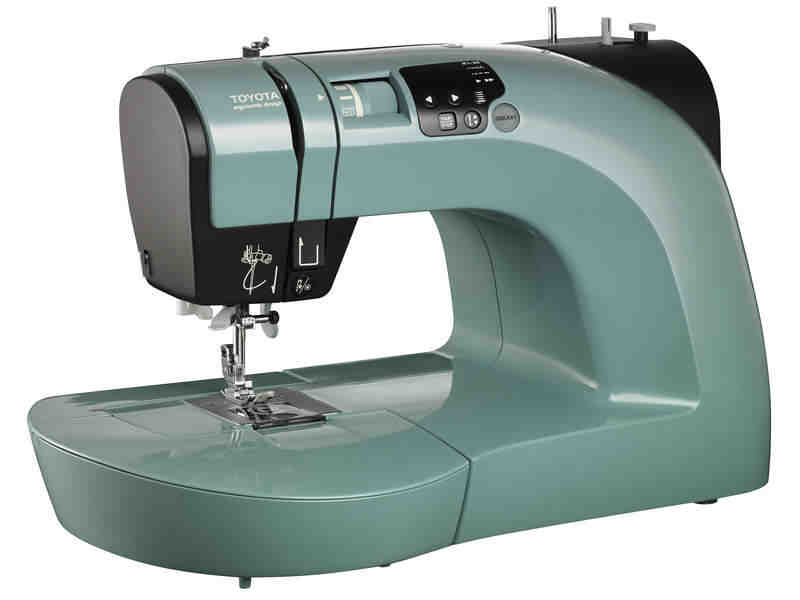 Comment régler le crochet de la machine à coudre?