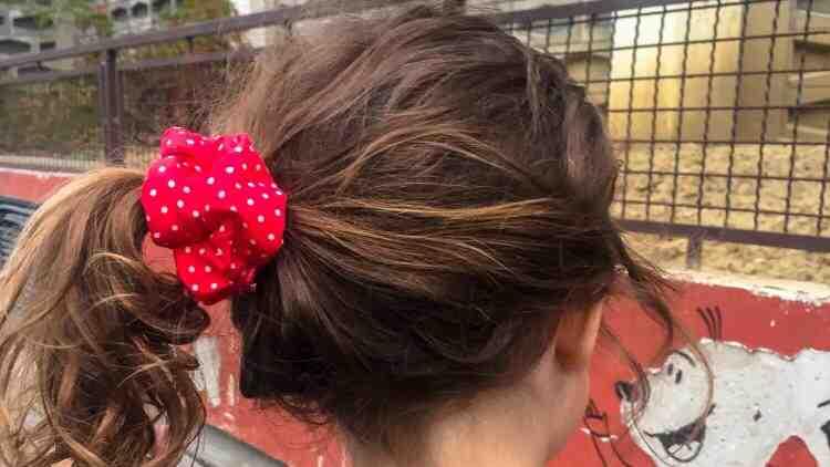 Comment faire un chouchou pour les cheveux ?