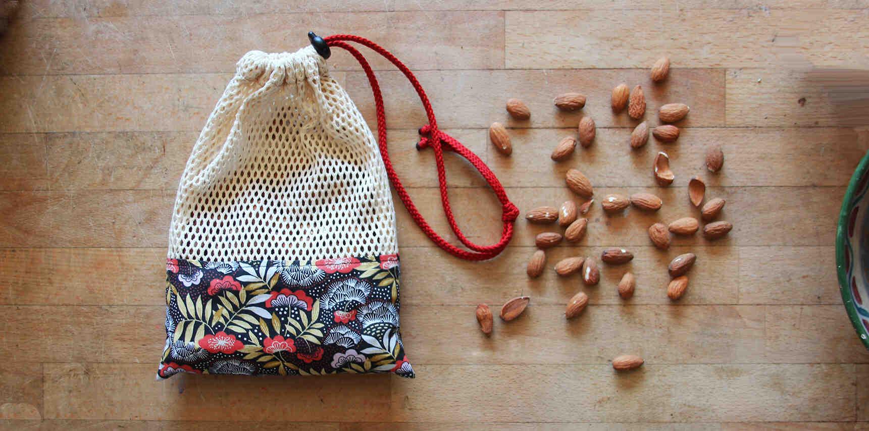 Comment faire un sac de couture facile ?