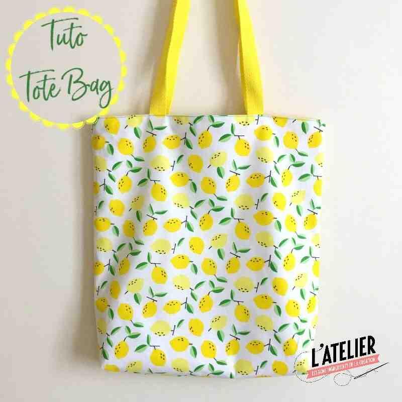 Comment faire un sac en tissu ?