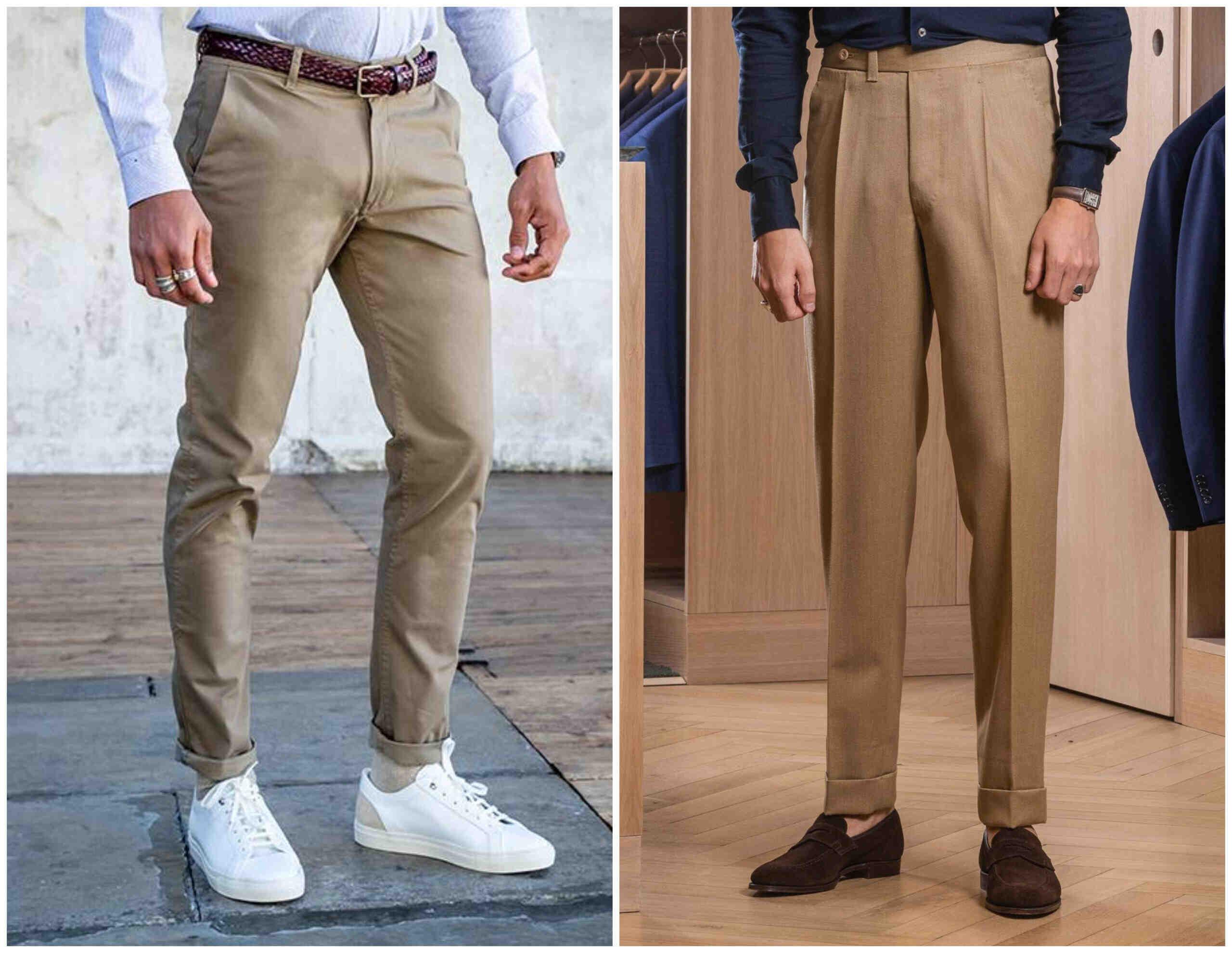 Comment réduire la largeur de la jambe du pantalon ?
