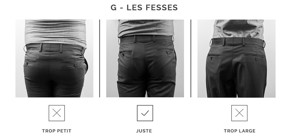 Comment réduire la taille d'un pantalon à la main ?