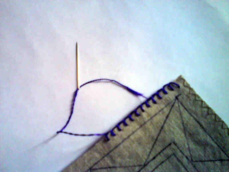 Comment régler le point zigzag ?