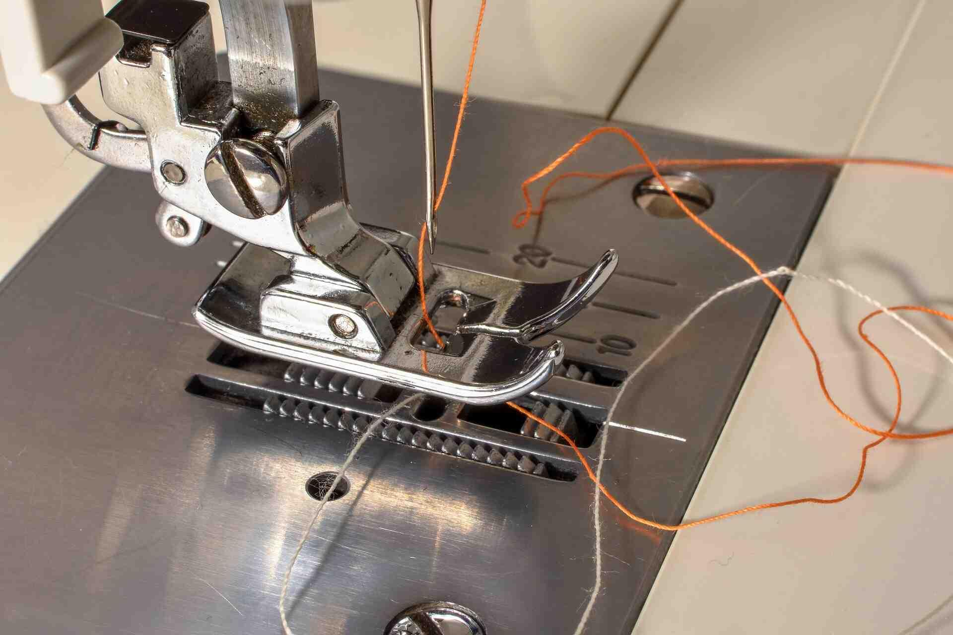 Quelle est la chaîne de fines cordes de lin?