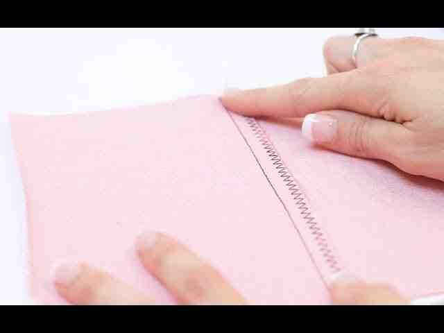 Comment faire de belles finitions couture ?
