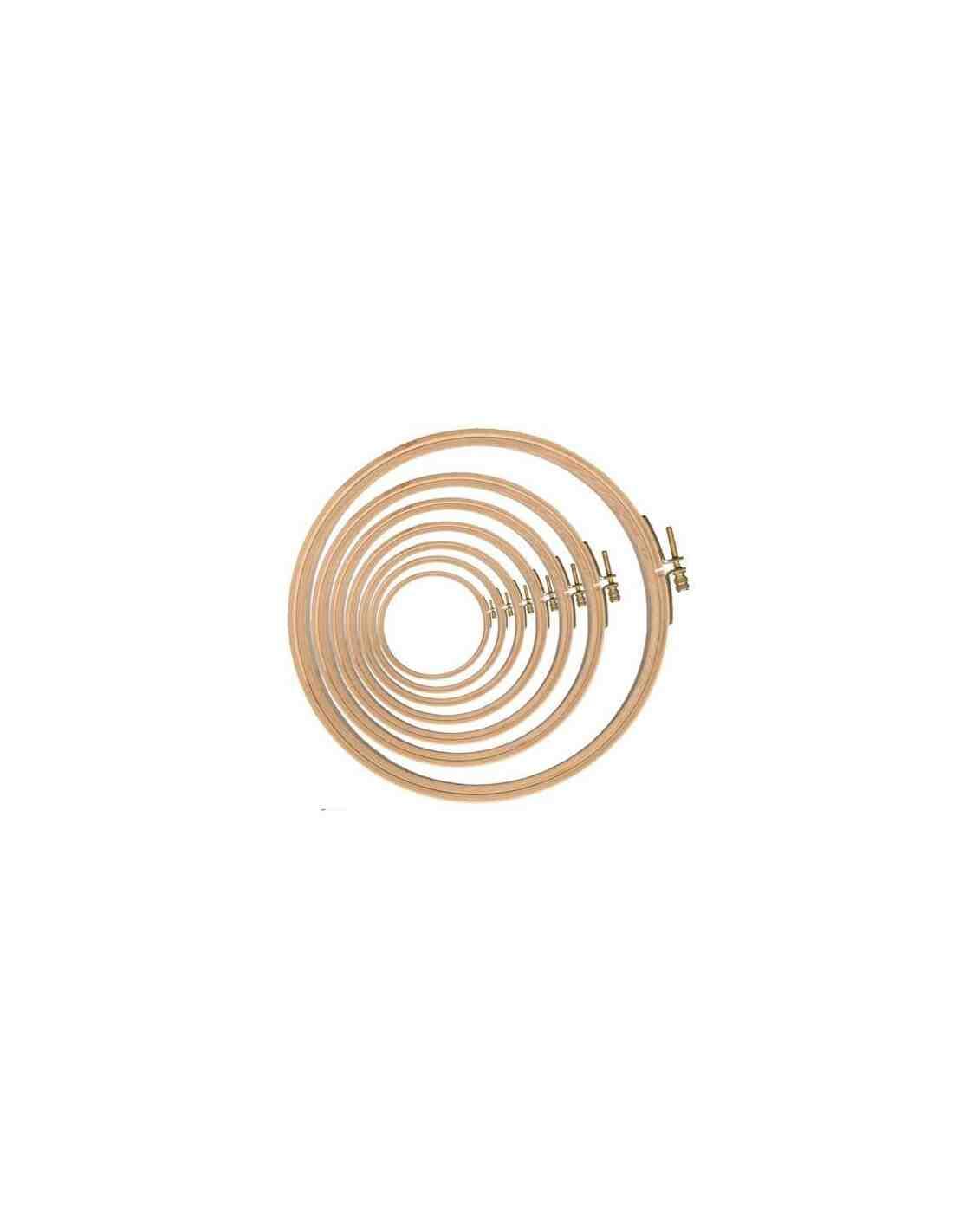 Comment utiliser un cercle à broder ?